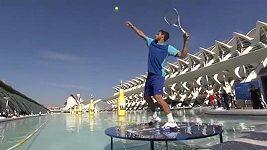 Španělský tenista Feliciano López vytvořil nový světový rekord v délce podání.