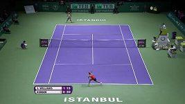 Nezastavitelná Serena Williamsová