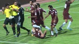 Karetní smršť v kuvajtské lize