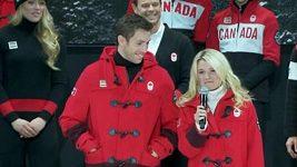 Kanada představila olympijskou kolekci do Soči