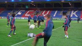Trénink Bayern
