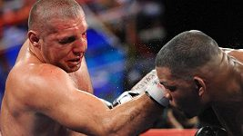 Boxerský souboj Pereze s Abdusalamovem