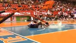 Nehoda basketbalového kouzelníka