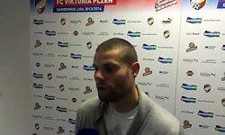 David Bystroň se vrací po disciplinárním trestu do Plzně