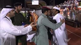 Šejk v Emirátech napadl sudího