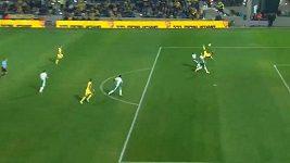 Nádherný gól Baraka Itzhakiho