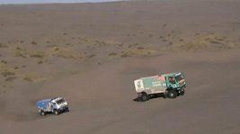 Martin Kolomý o 4. etapě Dakaru