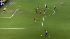 Zlatan Ibrahimovic vstřelil hattrick