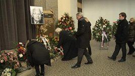 Pohřeb Karla Guta