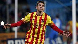 Messiho úchvatné sólo proti Getafe