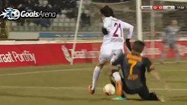 Ošklivé zranění v Tureckém poháru