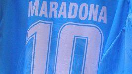Legendarní gól Argentince Diega Maradony z MS 1986 proti Anglii.