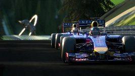 Red Bull ukazuje změny ve formuli 1