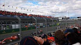 Zvuk F1 2013 a 2014