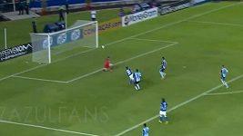 Fantastický gól v podání fotbalistů Cruz Azulu.