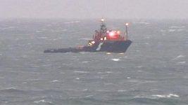 BEZ KOMENTÁŘE: Člen posádky vypadl při závodech z jachty