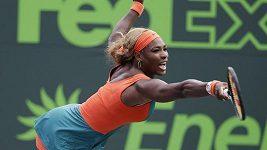 Serena Williamsová prohrála se Slovenkou Janou Čepelovou.