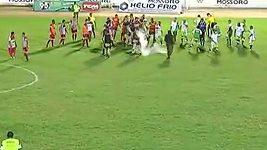 Bitka v nižší brazilské lize