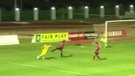 Mackův gól v thajské lize