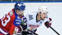 4. finále KHL Lev Praha - Magnitogorsk