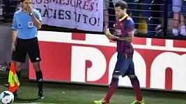 Alves si vtipně poradil s rasistickými fanoušky