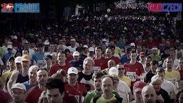 Pražský maratón slaví 20. výročí