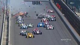 Drsná rána v Indycar