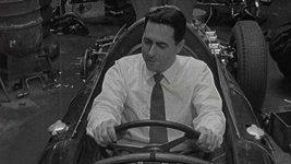 Jack Brabham na archivních záběrech