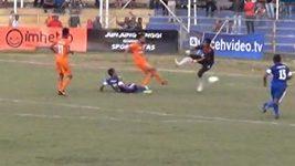 Smrt indonéského fotbalisty
