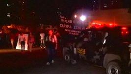 Demonstranti v Brazílii vtrhli do galerie, kde je vystaven vítězný fotbalový pohár
