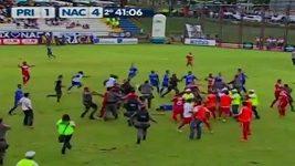 Fotbalová bitka