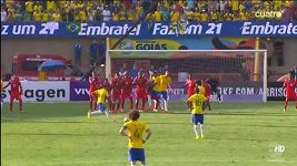 Neymar zářil v přípravě s Panamou