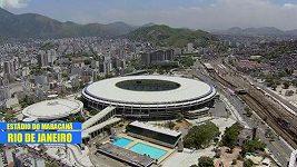 Brazilské stadióny pro MS ve fotbale