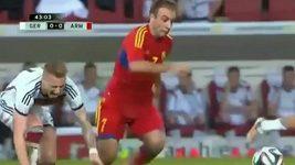 Německo přišlo o svou hvězdu. Reus se zranil v přípravě.