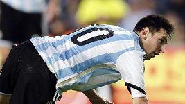 Messiho nutkání zvracet v přípravě proti Slovinsku
