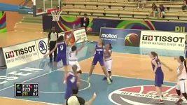 Zmatené basketbalistky