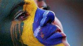 Brazilci sledovali semifinálový zápas se slzami v očích