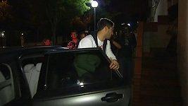 Suarézův příjezd do Barcelony