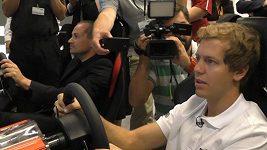 Rozhovor se Sebastianem Vettelem