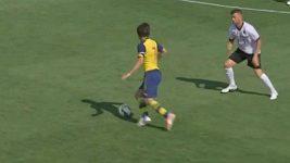 Rosický přihrál v přípravě na gól