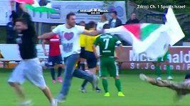 Izraelské fotbalisty napadli v Rakousku