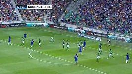 Sestřih gólů z utkání mezi Lublaní a Chelsea.