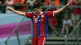 Robert Lewandowski už pálí za Bayern