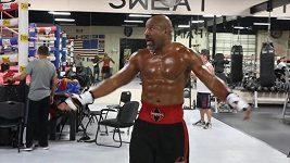 Briggs provokoval Klička při tréninku
