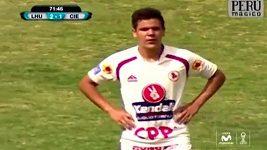 Neuvěřitelný vlastní gól v Peru