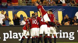 Manchester United zvítězil ve finále nad Liverpoolem