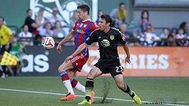 Bayern nestačil na výběr hráčů MLS