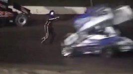 Smrtelná nehoda při závodu bugin