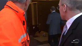 Trenér Anderlechtu dopadl přímo na zadek
