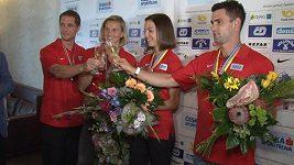 Čeští atleti dorazili z ME v Curychu